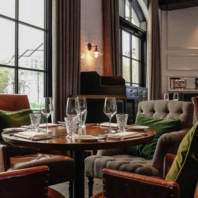 GRACE Restaurant, Berlin