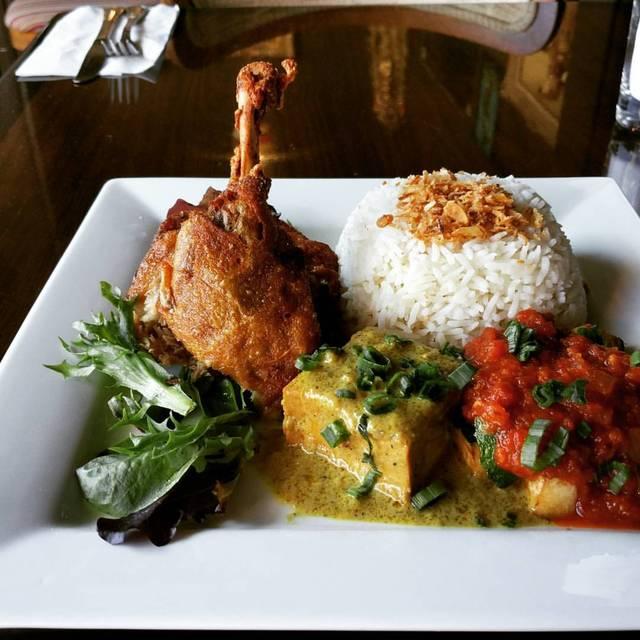 Restaurant Nonya Cuisine Indonésienne, Montréal, QC
