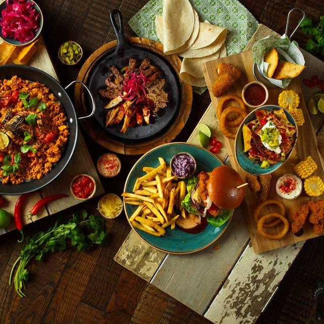 Chiquito - Sheffield, Sheffield, South Yorkshire