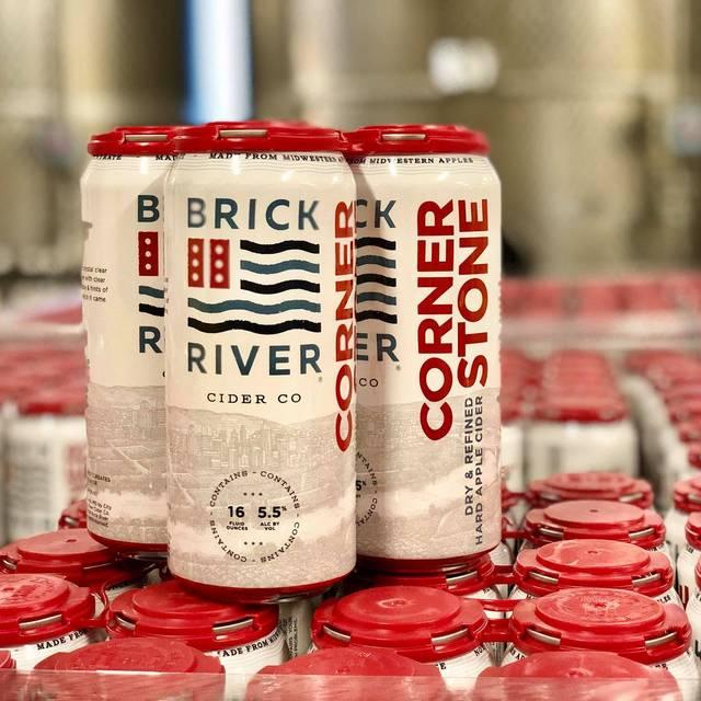 Brick River Cider Co, St. Louis, MO