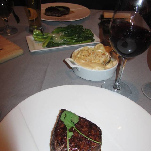 Center Cut Steakhouse - Flamingo Las Vegas, Las Vegas, NV