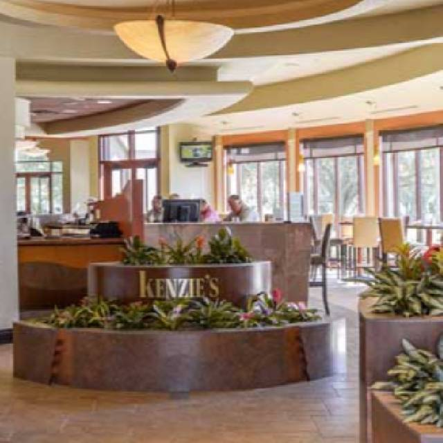Kenzie S Restaurant And Lounge At Mystic Dunes Golf Club