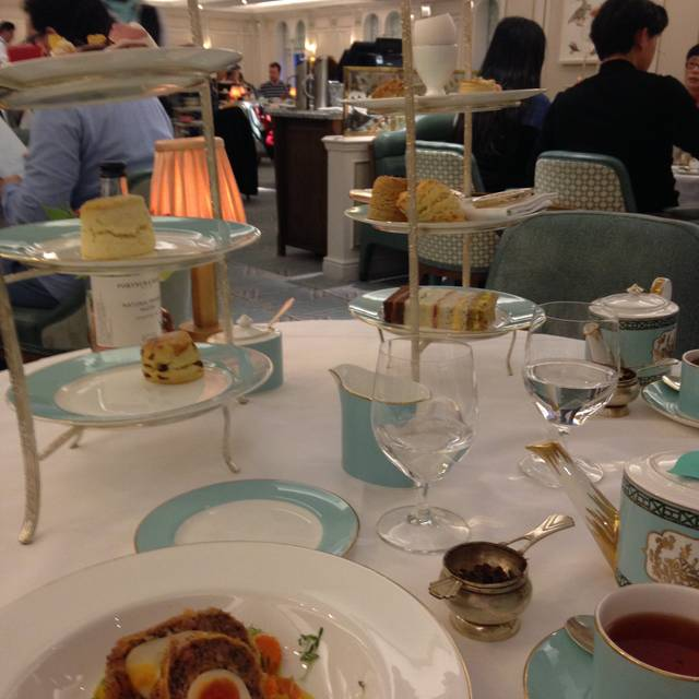 Fortnum & Mason Diamond Jubilee Tea Salon, London