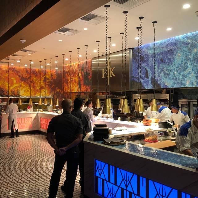 Hell's Kitchen - Caesars Palace Las Vegas