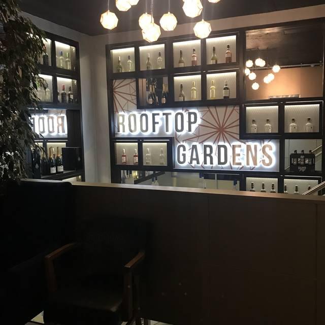 Rooftop Gardens, Norwich, Norfolk