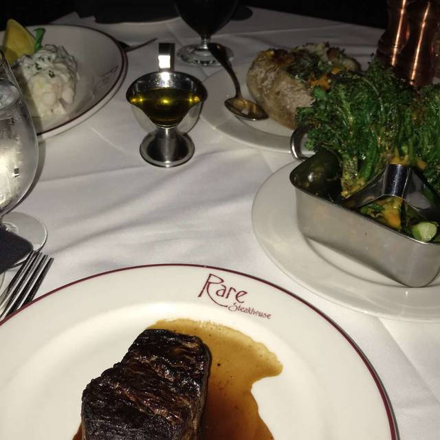 Rare Steakhouse, Madison, WI