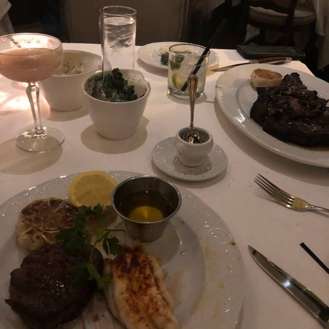 Prime & Provisions Steakhouse, Chicago, IL