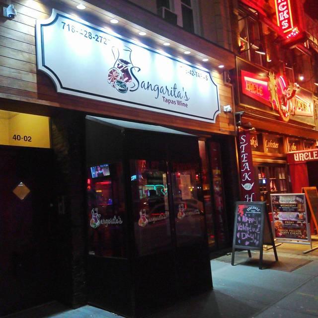 Sangarita's, Bayside, NY