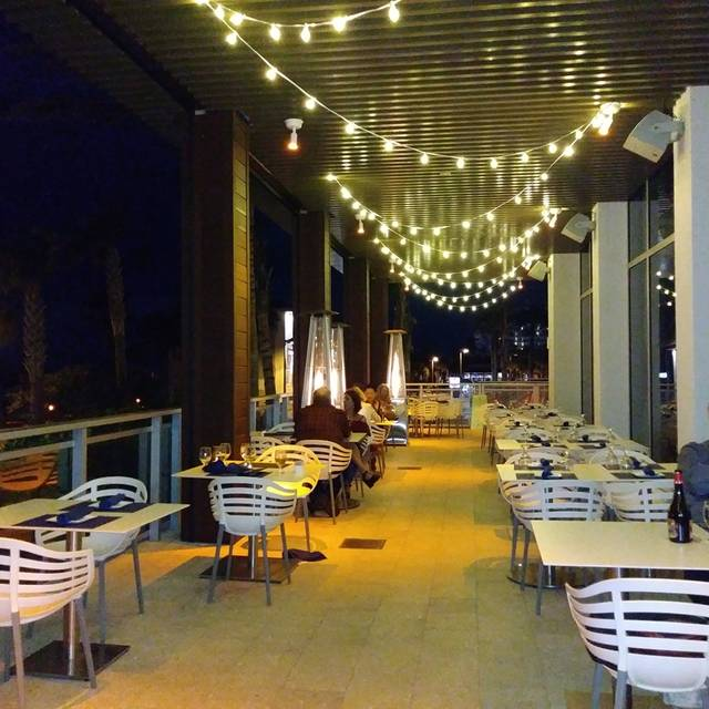 Ocean Hai Restaurant Wyndham Hotel Clearwater Fl Opentable