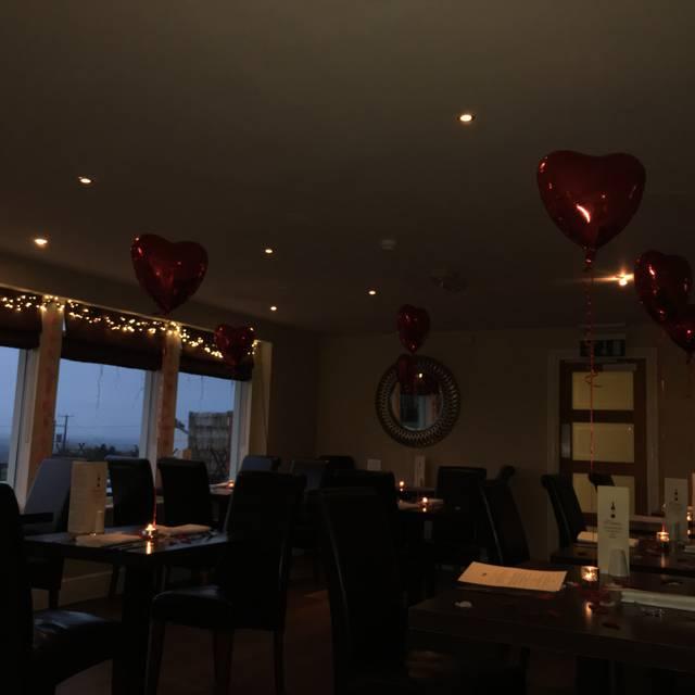 Croes Howell Restaurant, Wrexham, Clwyd