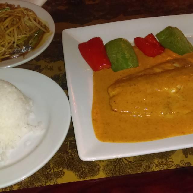 J Wongs Thai & Chinese Bistro, Salt Lake City, UT