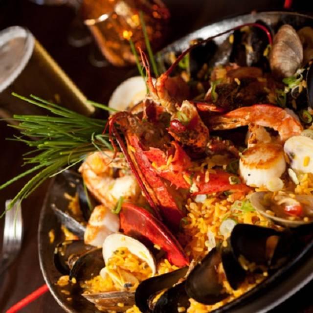 Paellashot - Sonora Restaurant, Port Chester, NY