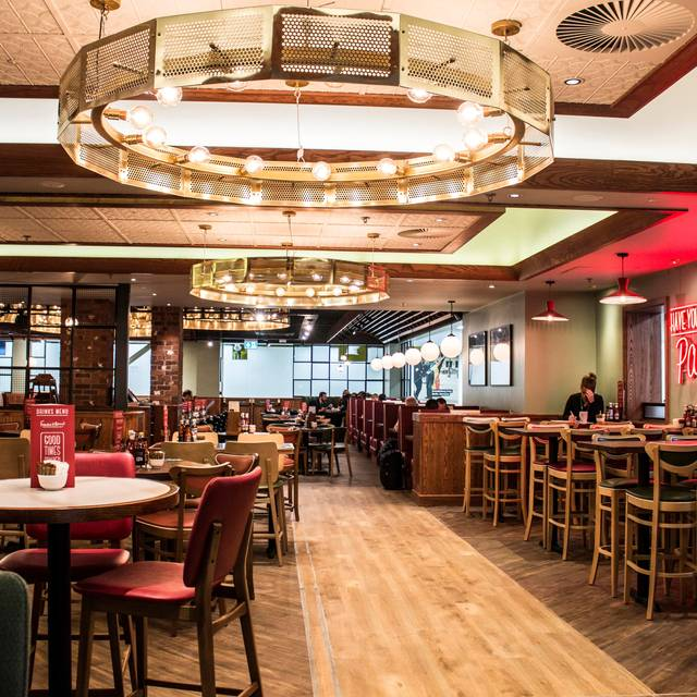 Frankie & Benny's - The Printworks, Manchester