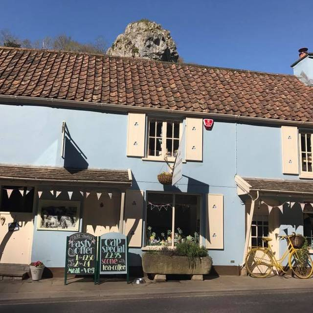 Lion Rock Tea Rooms, Cheddar, Somerset