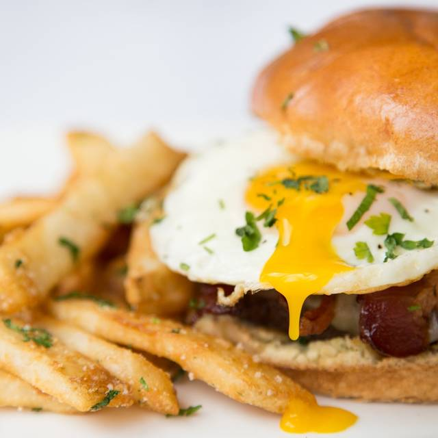 Brunch Burger - Positano Coast by Aldo Lamberti, Philadelphia, PA