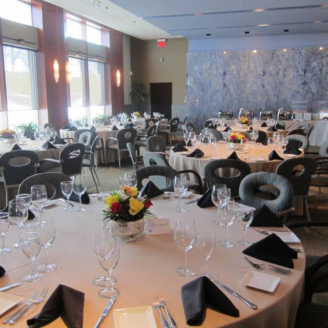 Granite Room Party Set-up - Caffe Aldo Lamberti, Cherry Hill, NJ