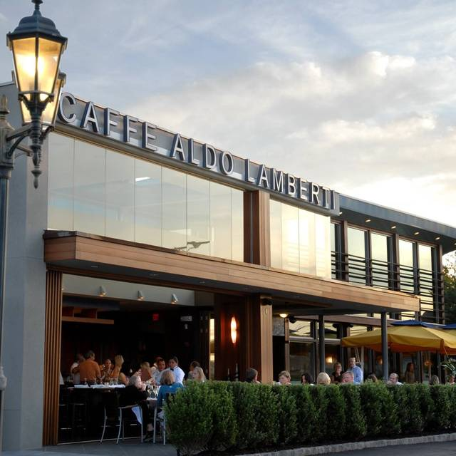Caffe Aldo Lamberti - Caffe Aldo Lamberti, Cherry Hill, NJ