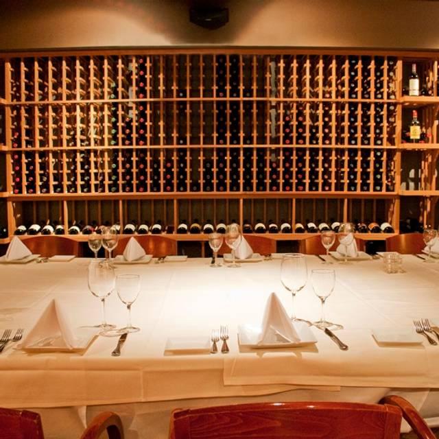 Caffe Aldo Lamberti Bordeaux Wine Cellar - Caffe Aldo Lamberti, Cherry Hill, NJ
