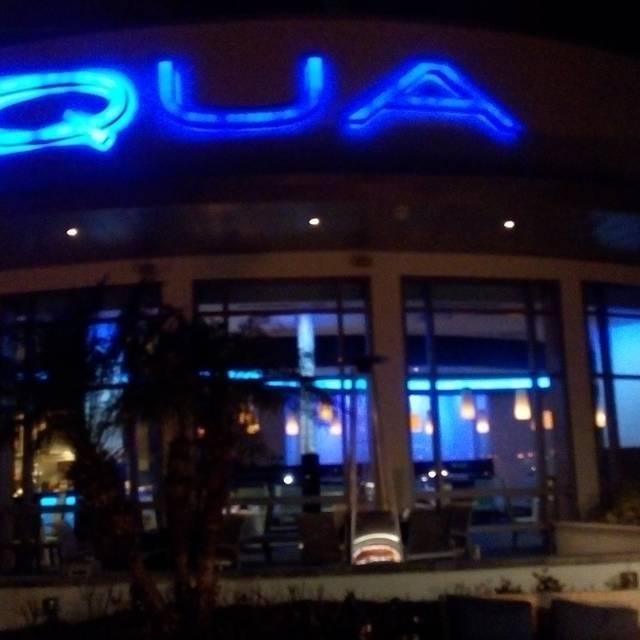 Aqua, Tampa, FL