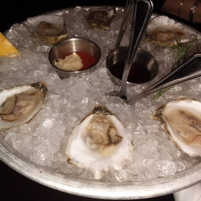 Ocean Blue Restaurant And Oyster Bar Utica Ny