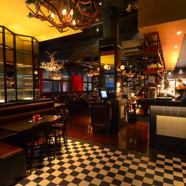The Breslin Bar & Grill, Melbourne, AU-VIC