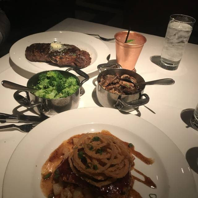 Delmonico Steakhouse, Las Vegas, NV