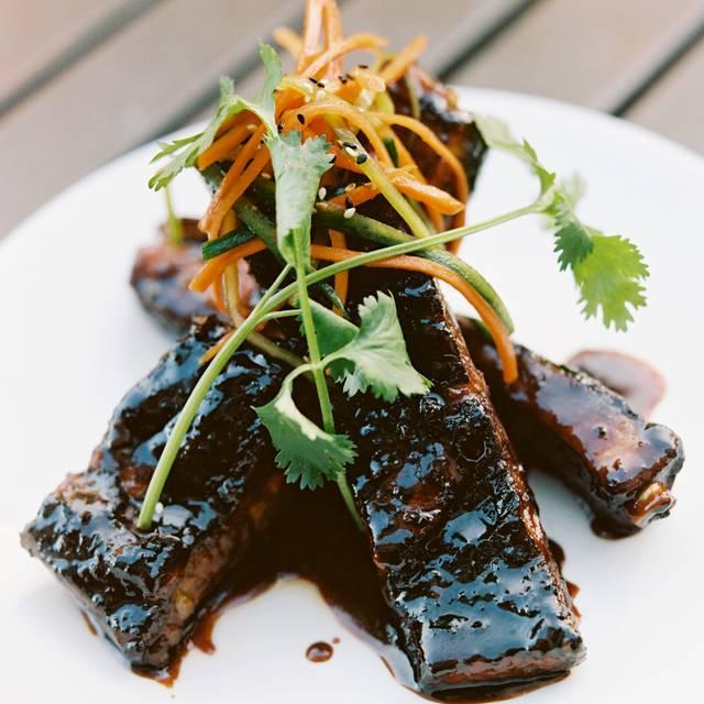 Straits Restaurant - Santana Row, San Jose, CA