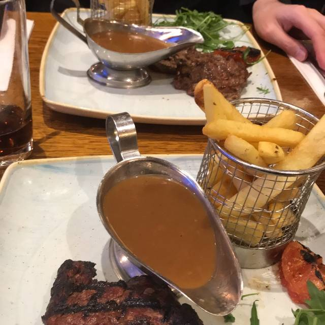 Westminster Kitchen Grill House, London