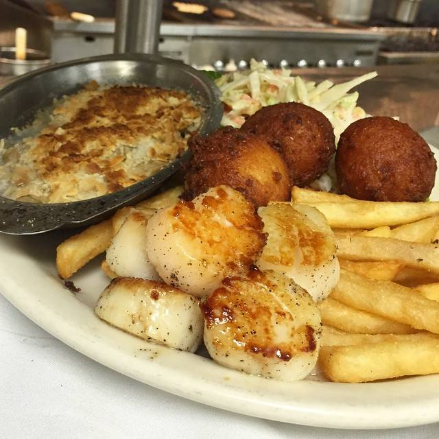 Wood Fired Seafood Platter Cust - The Point at Glenwood, Raleigh, NC