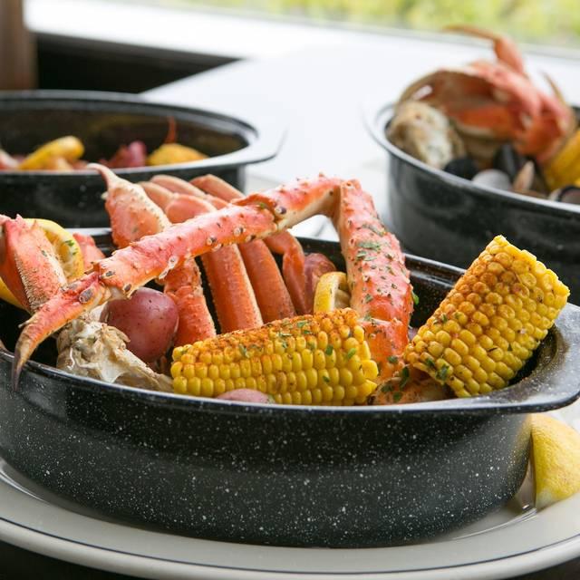Chandler's Crabhouse, Seattle, WA