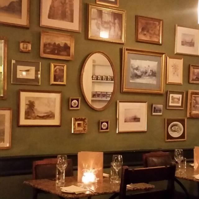 Bennett's Cafe & Bistro, York, North Yorkshire