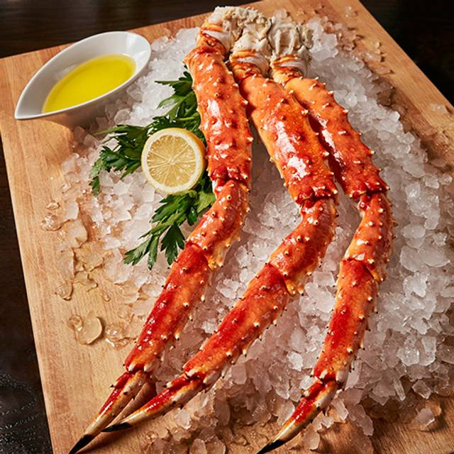Council Oak Alaskan Colossal King Crab - Council Oak Steaks & Seafood – Seminole Hard Rock Hotel & Casino Tampa, Tampa, FL