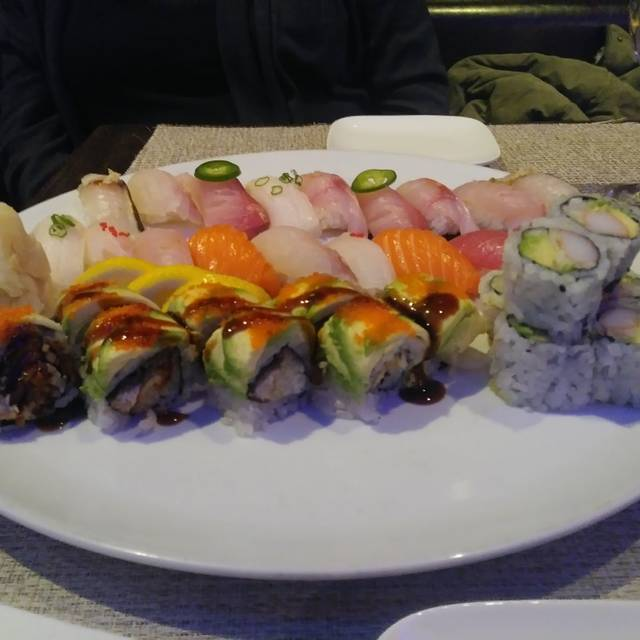 Ajisai japanese restaurant restaurant new york ny for Ajisai japanese cuisine