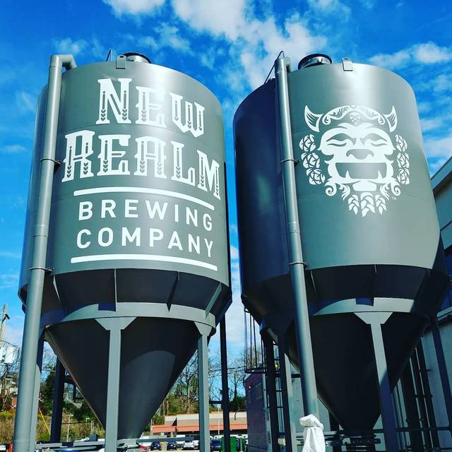 New Realm Brewing, Atlanta, GA