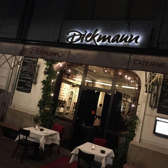 Diekmann, Berlin