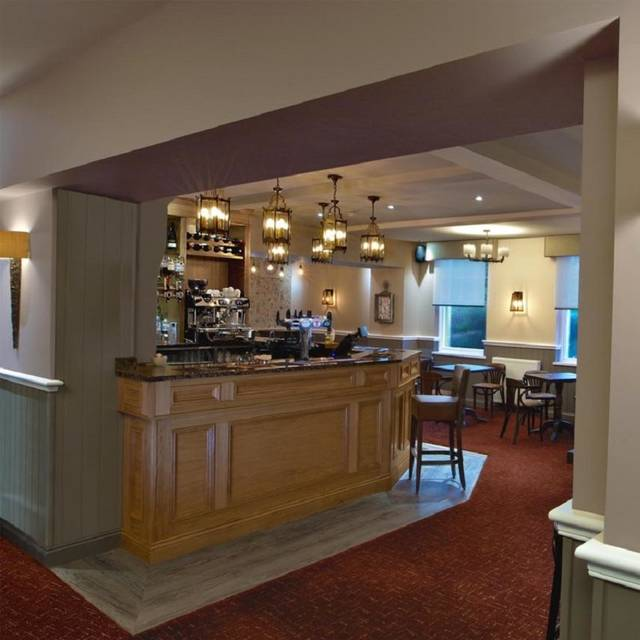 The Blackadder Bar & Restaurant, Greenlaw, Midlothan