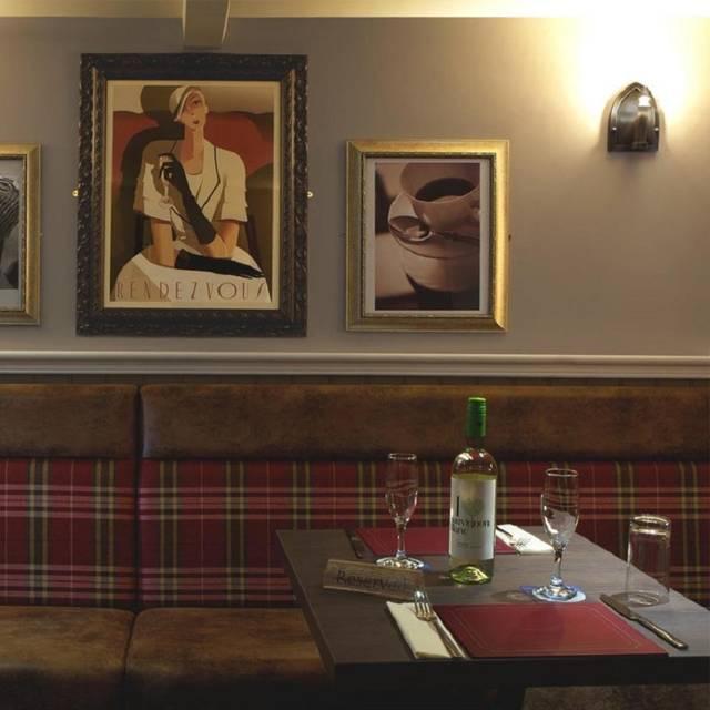 The Blackadder Bar & Restaurant, Greenlaw, Midlothan