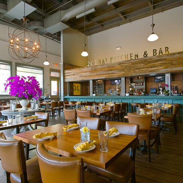 26 Thai Kitchen Bar Restaurante Atlanta Ga Opentable