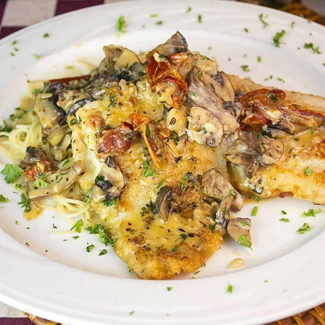 Eddie's Italian Eatery, Claremont, CA