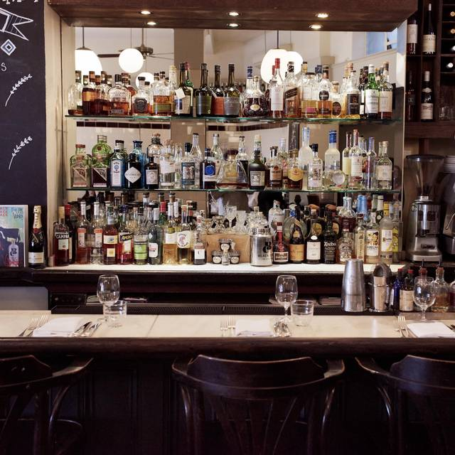 HIX Oyster and Chop House Bar Counter, London
