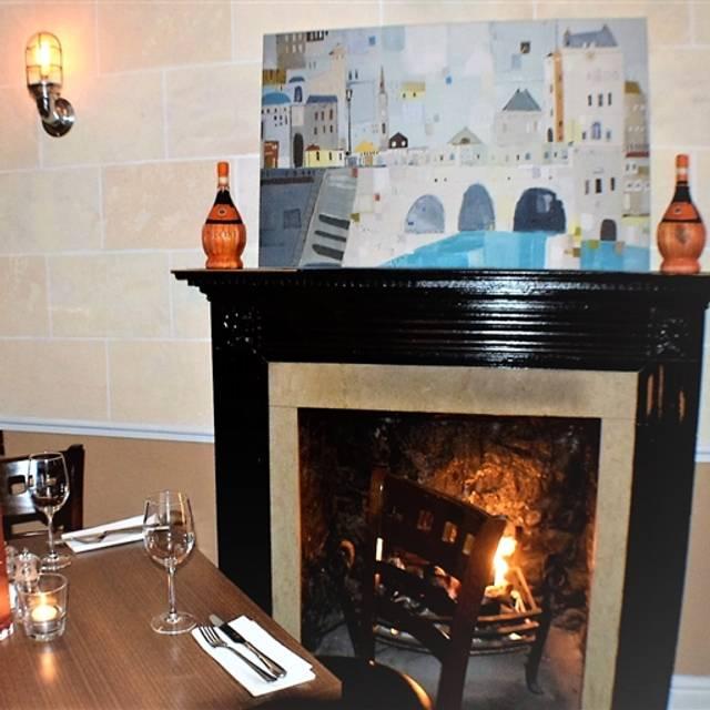 Antica Pulteney Bridge Restaurant, Bath, Somerset