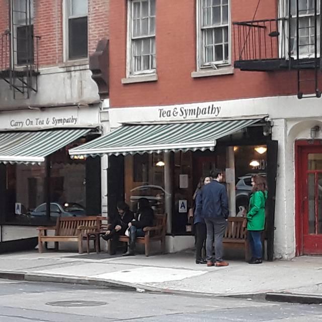 Tea & Sympathy, New York, NY