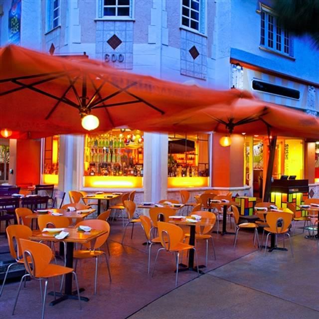 SUSHISAMBA Miami Beach, Miami Beach, FL