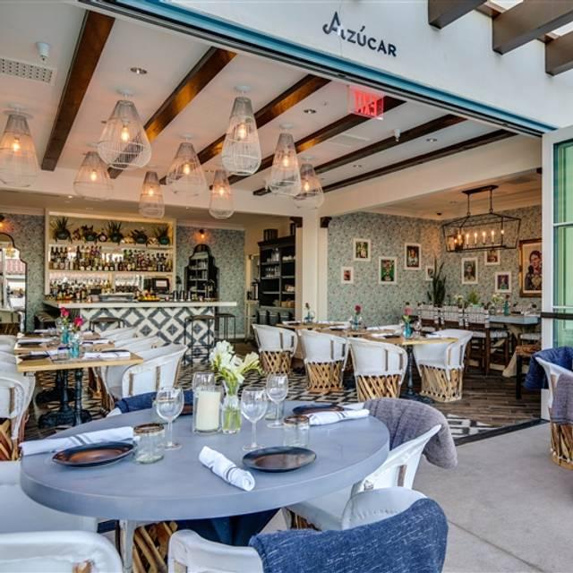 Twin Palms Apartments: Azucar At La Serena Villas Restaurant