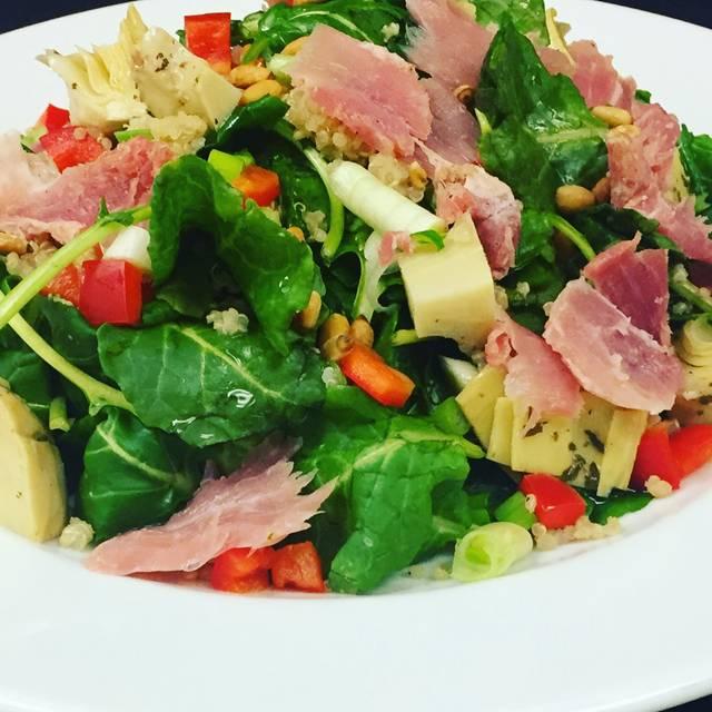 Prosciutto And Artichoke Salad - NM Cafe at Natick - Neiman Marcus, Natick, MA