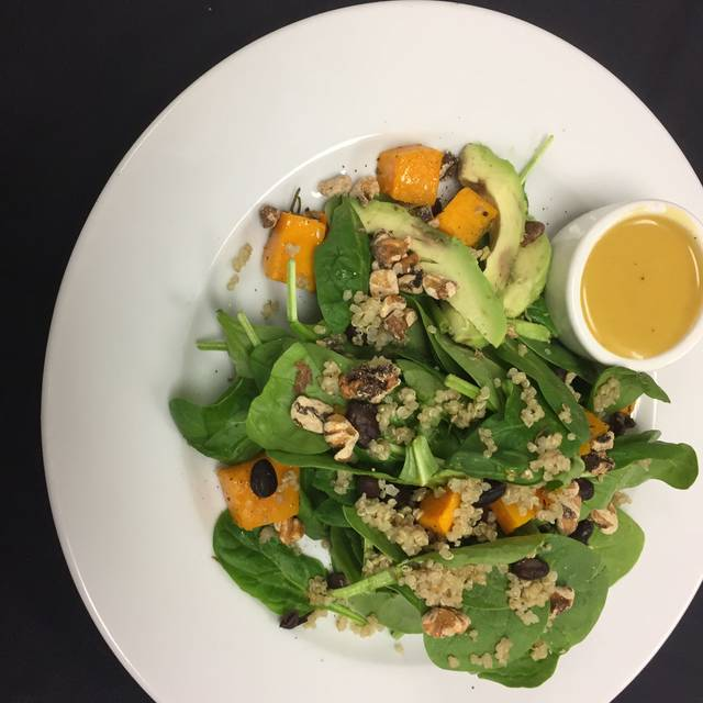 Spinach And Butternut Squash Salad - NM Cafe at Natick - Neiman Marcus, Natick, MA