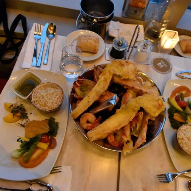 Majestic Restaurant Menu Montreal