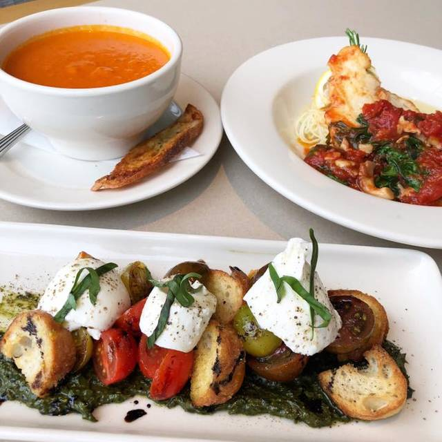 Bazille Nordstrom Yorkdale Restaurant Toronto On Opentable