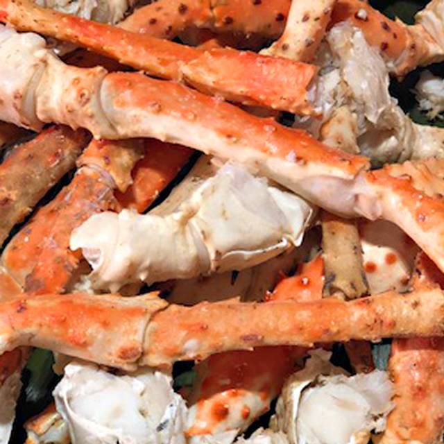Crab - The Buffet at Hyatt Waikiki, Honolulu, HI