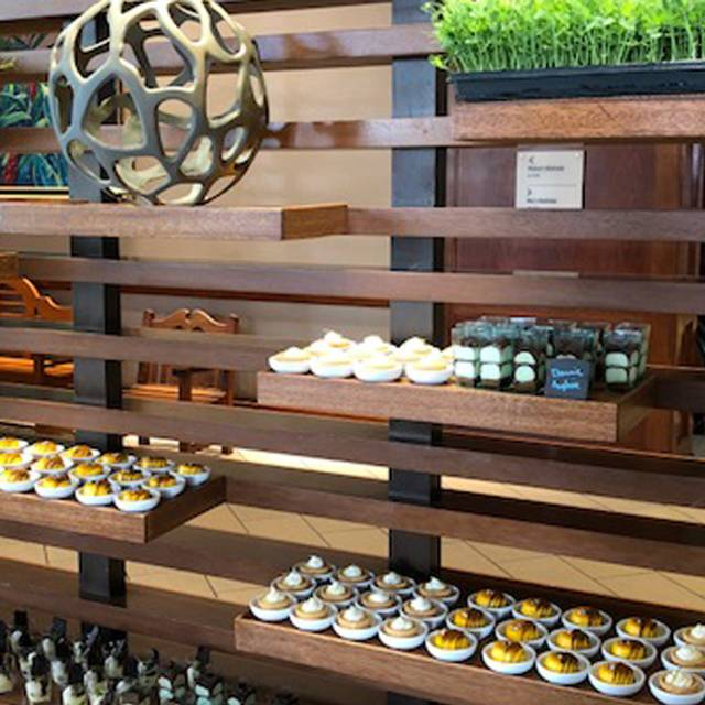 Dessertwall - The Buffet at Hyatt Waikiki, Honolulu, HI
